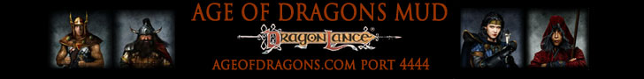 Please check out Age of Dragons MUD !
