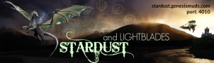 Please check out Stardust and Lightblades !