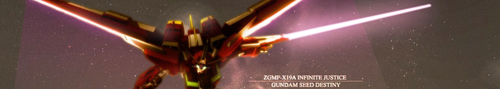 Please check out Mobile Suit Gundam SEED: Evolution !